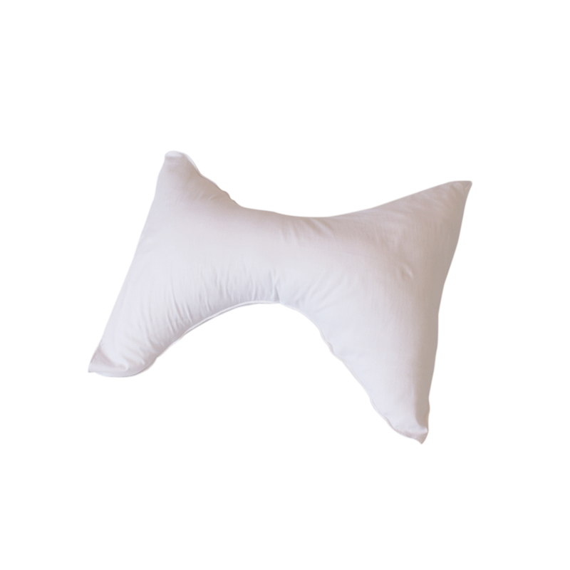 bicor butterfly pillow
